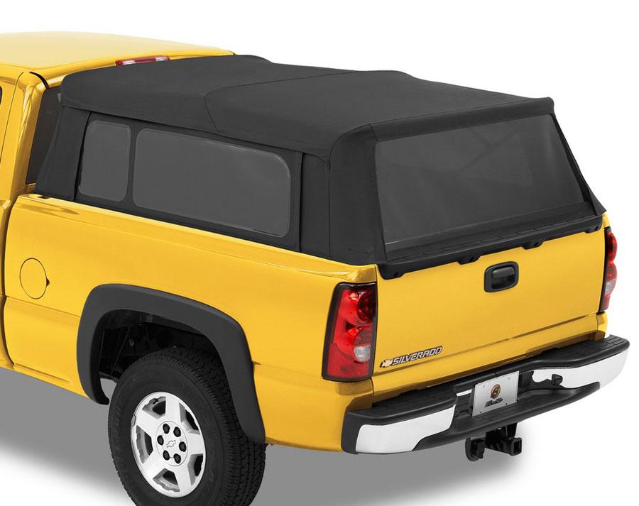 1999-2018 Chevy Silverado Bestop Supertop Truck Camper ...