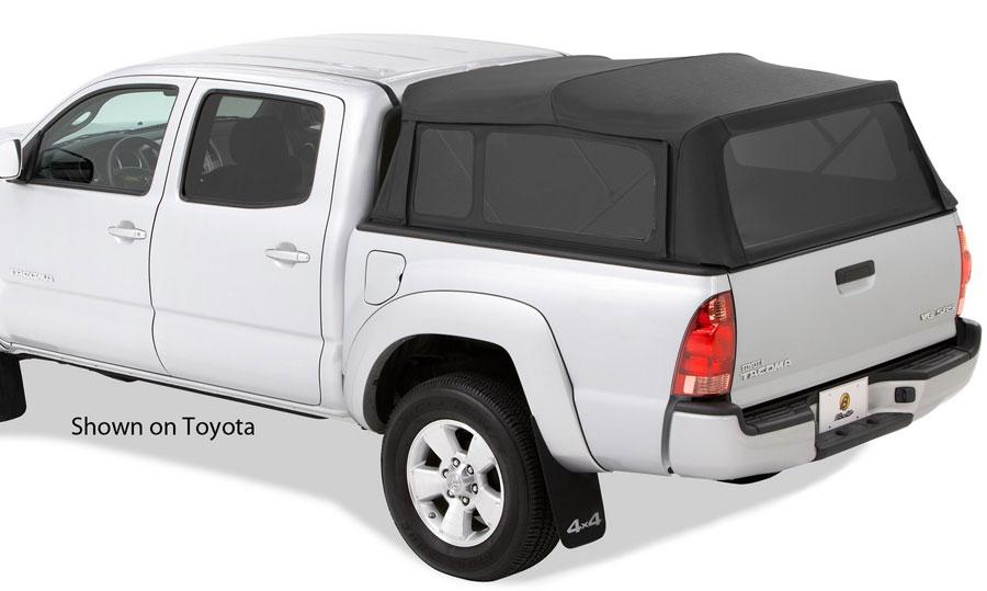 2004 2016 Nissan Titan Bestop Supertop Truck Camper Shell