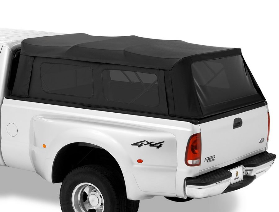 1999-2018 Ford F250 Bestop Supertop Truck Camper Shell - Bestop 76317-35