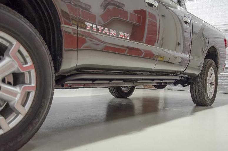 2016 2018 Nissan Titan N Fab Rock Rails N Fab N164rkrcc