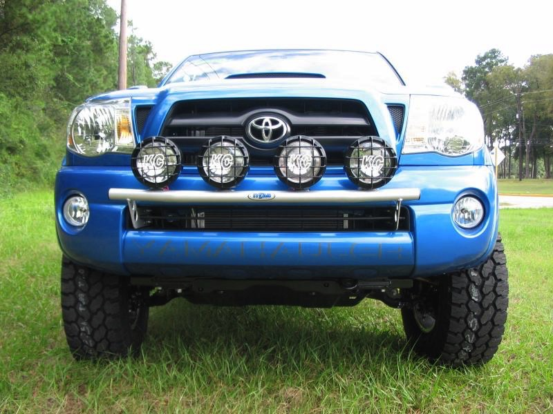 N Fab Light Bar T144lb Tx