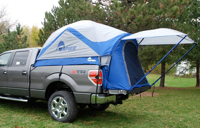 1999 2017 chevy silverado sportz truck tent iii sportz 57022. Black Bedroom Furniture Sets. Home Design Ideas
