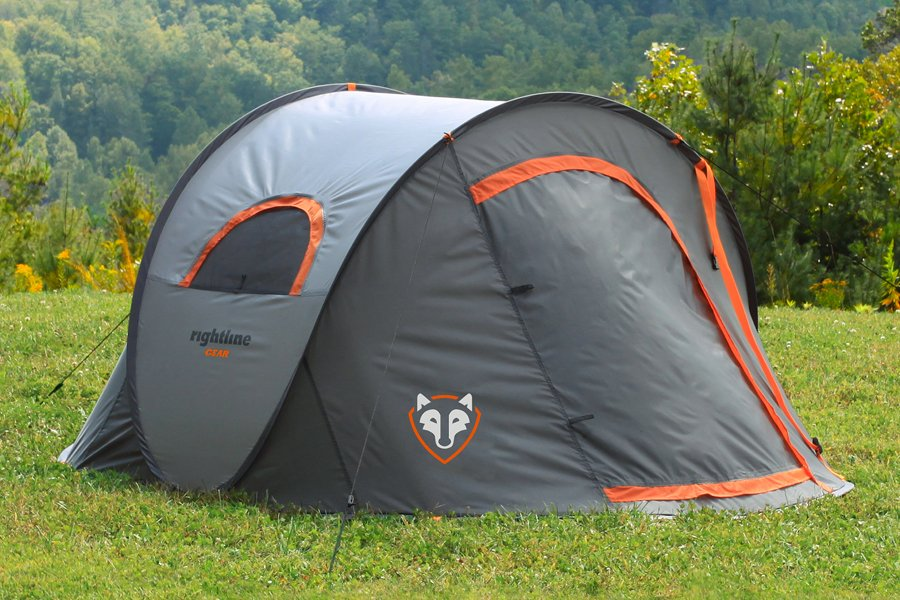 Pop Up Tent & Rightline Gear Pop Up Tent - Free Shipping on SUV Camping Gear