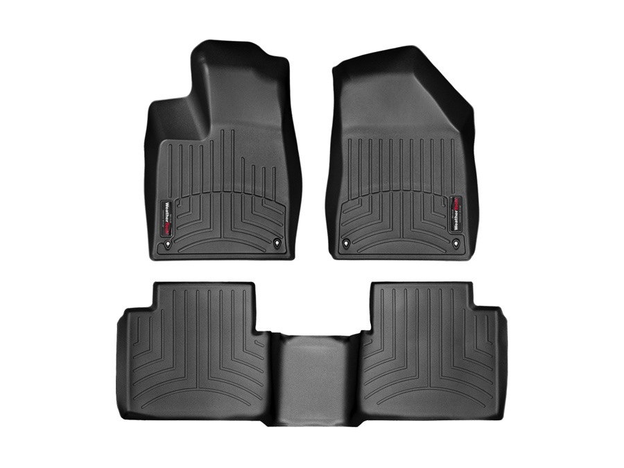2016 toyota sienna floor mats laser measured floor. Black Bedroom Furniture Sets. Home Design Ideas