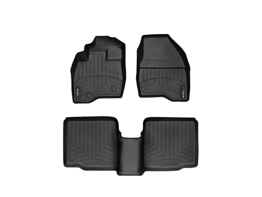 2015 2016 Ford Explorer WeatherTech DigitalFit Floor