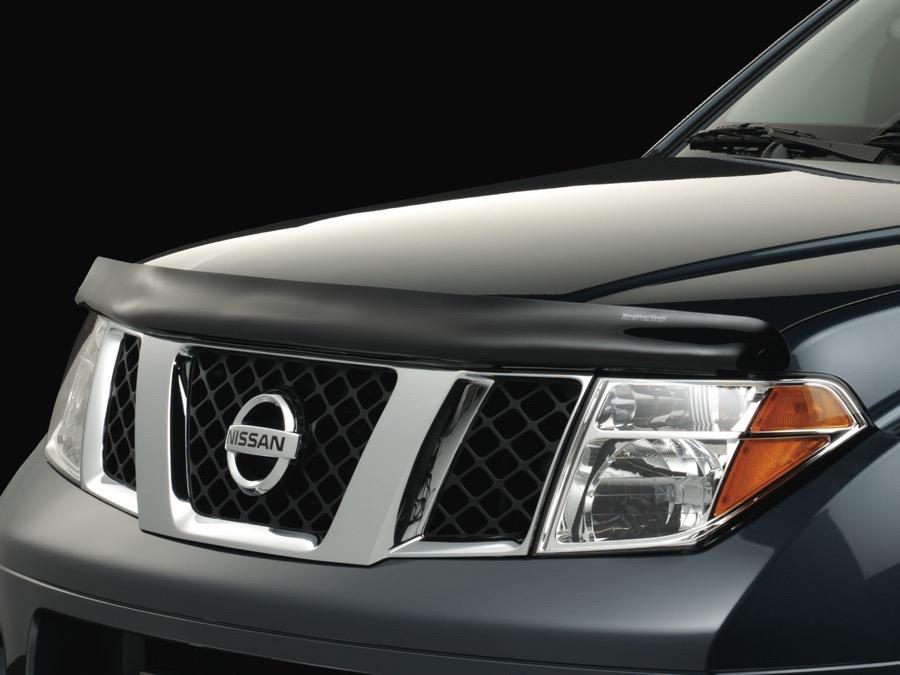 2005-2018 Nissan Frontier WeatherTech Bug Deflector ...
