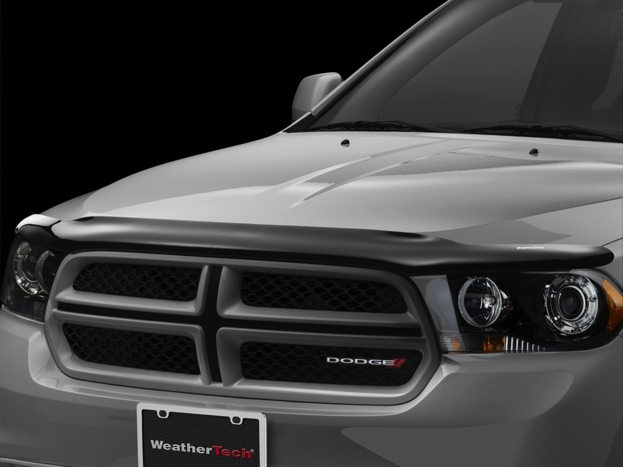 2011 2018 Dodge Durango Weathertech Bug Deflector Weathertech 50206