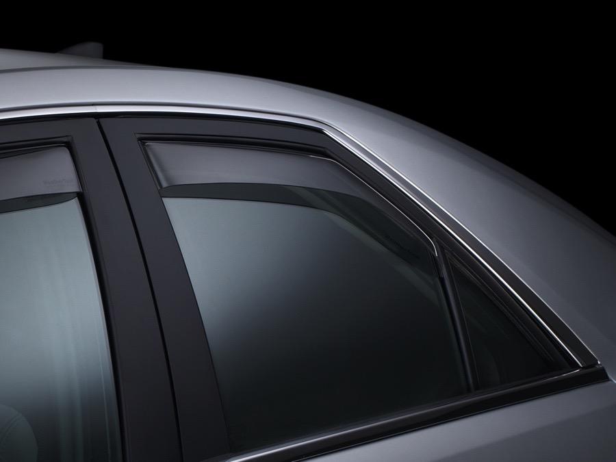 2008 2013 Cadillac Cts Weathertech Window Deflector