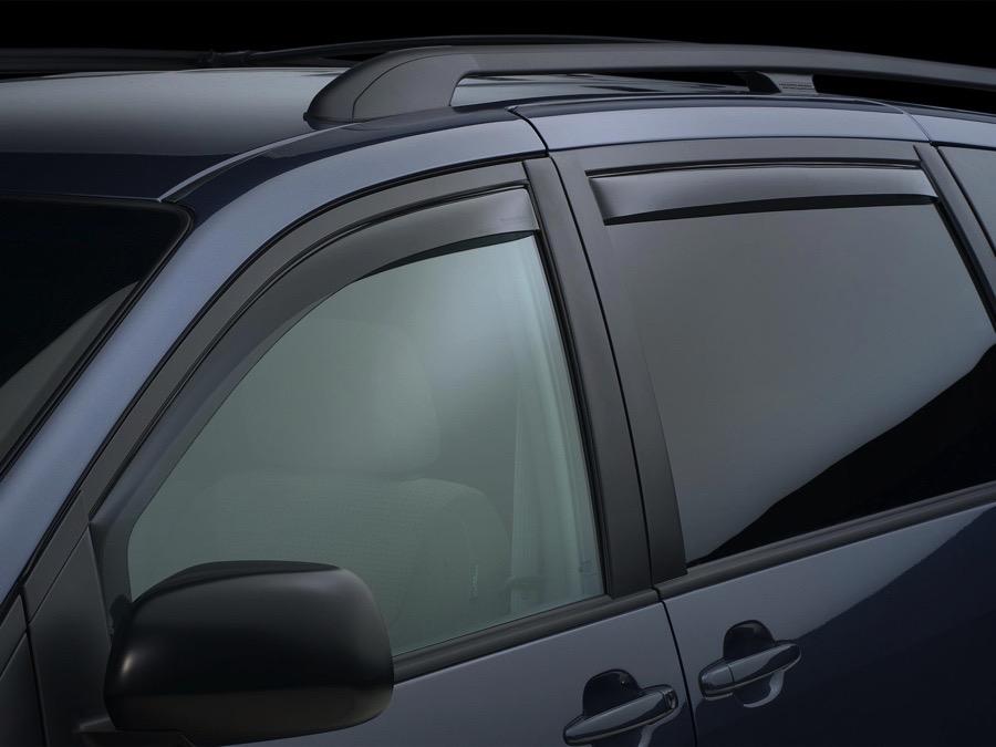 Honda North Butler >> 2010 Honda Odyssey Wind Deflector Weather Tech | Autos Post
