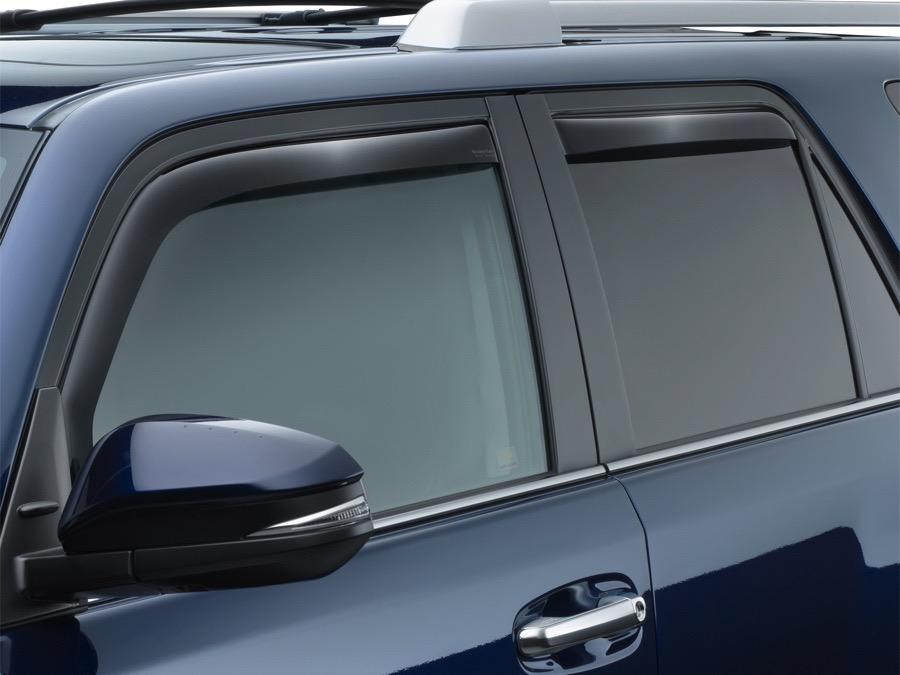 2010 2018 Toyota 4runner Weathertech Window Deflector