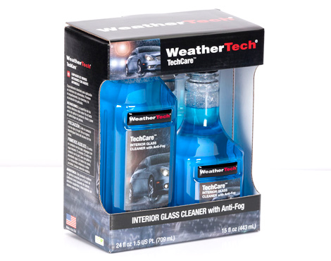weathertech techcare interior glass cleaner with anti fog for cars trucks. Black Bedroom Furniture Sets. Home Design Ideas