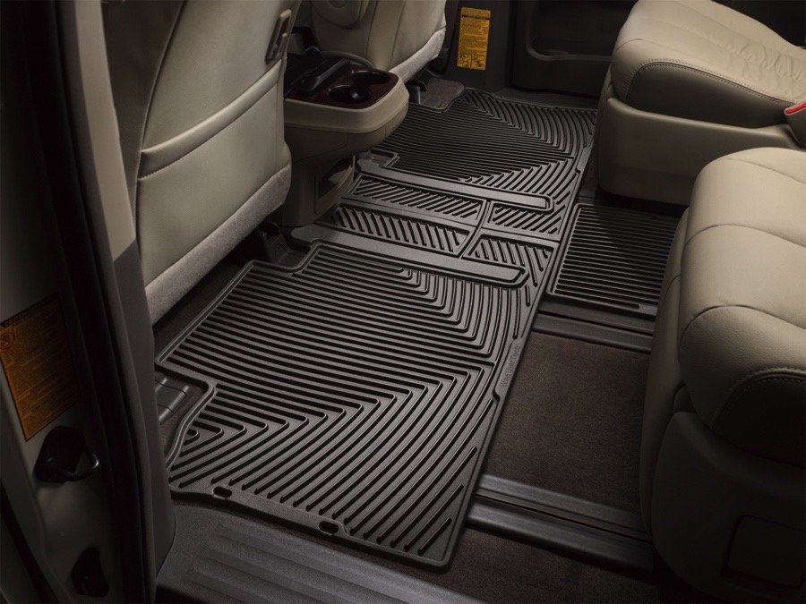 Second Row Floor Mats