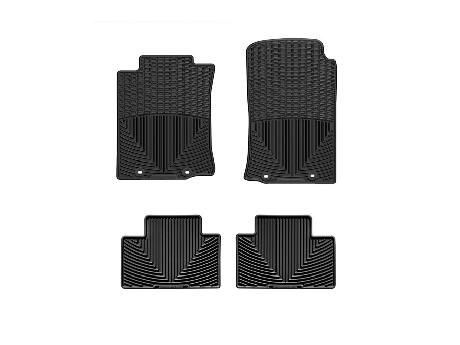 Ford Edge All Weather Floor Mats Best All Season Car