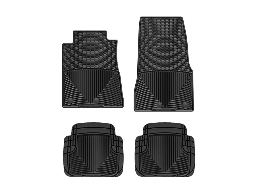 2014 Dodge Durango Floor Mats Weather Tech