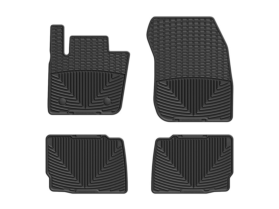 Ford Fusion All Weather Floor Mats Season Autos Post