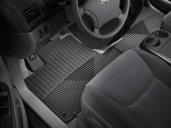 2004 2010 toyota sienna weathertech floor mats weathertech w41. Black Bedroom Furniture Sets. Home Design Ideas
