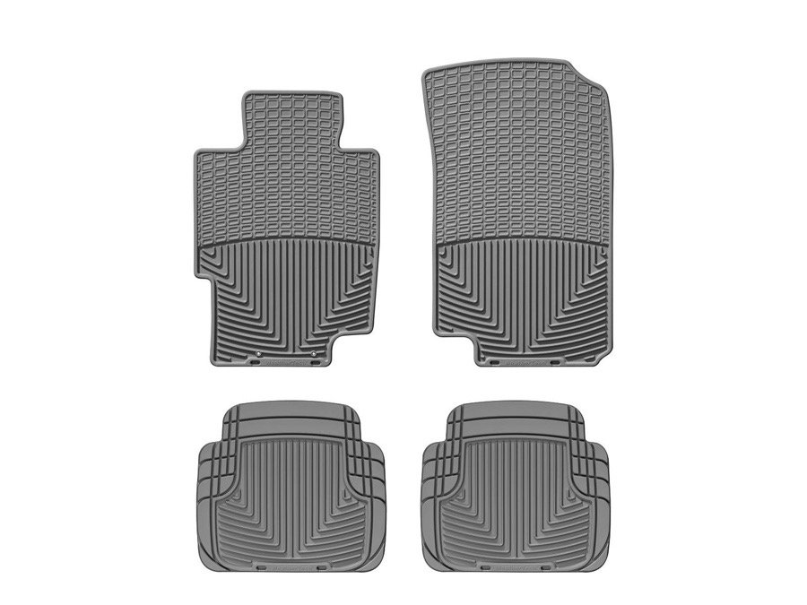Front & Second Row Floor Mats