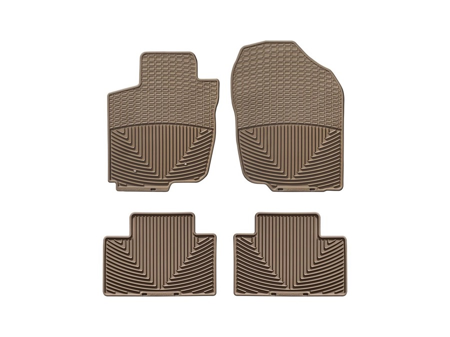2006 2012 toyota rav4 weathertech floor mats weathertech. Black Bedroom Furniture Sets. Home Design Ideas