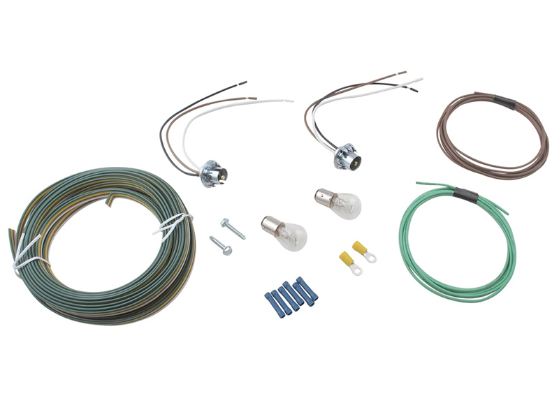 BX8869 blue ox tail light wiring kit free shipping & price match guarantee blue ox wiring harness at reclaimingppi.co