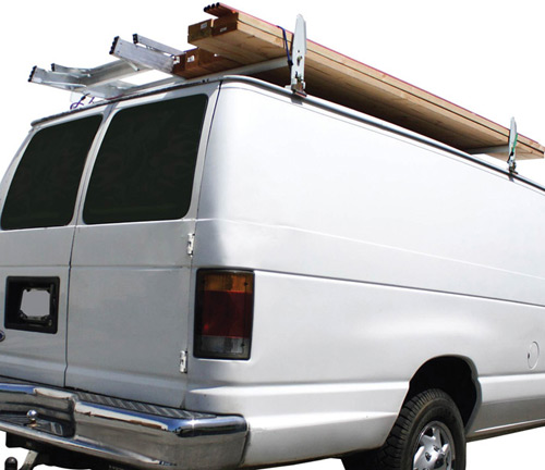Promaxx Rckcg903 Roof Mounted Van Ladder Rack