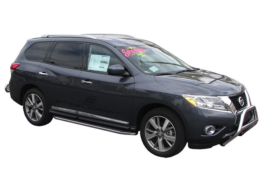 2013 2017 Nissan Pathfinder Steelcraft Stx100 Series