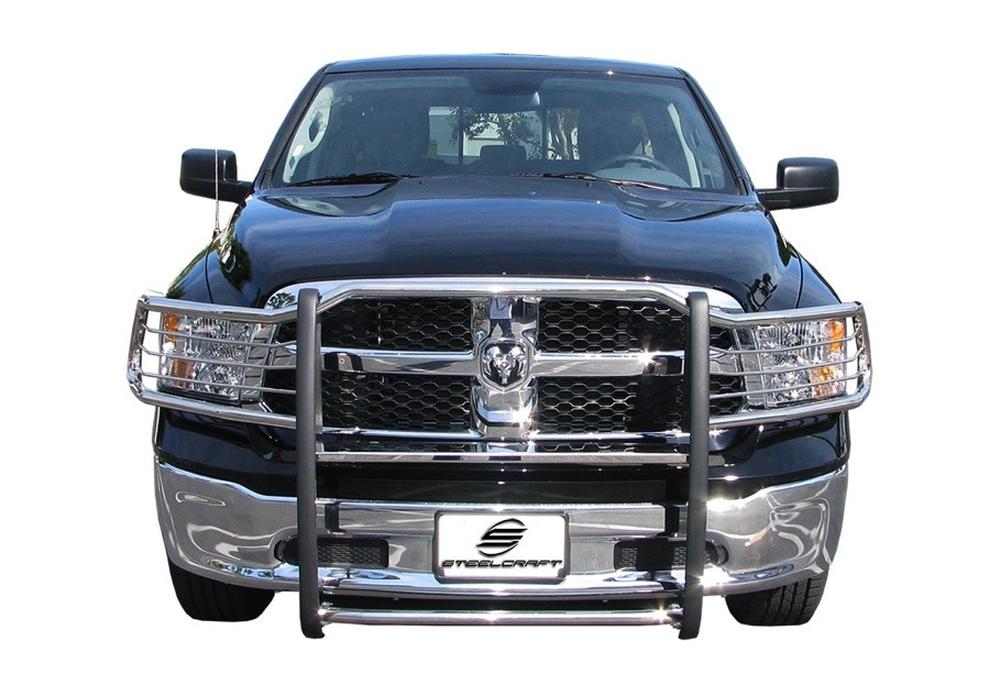 2013 2019 Dodge Ram 1500 Steelcraft Grille Guard