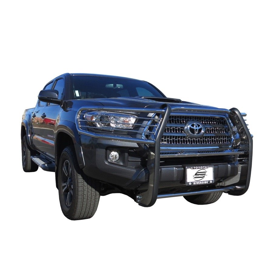 2016-2018 Toyota Tacoma Steelcraft Grille Guard ...