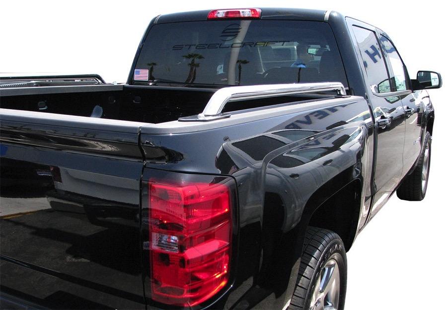 2014-2020 Chevy Silverado Steelcraft Bed Rails ...