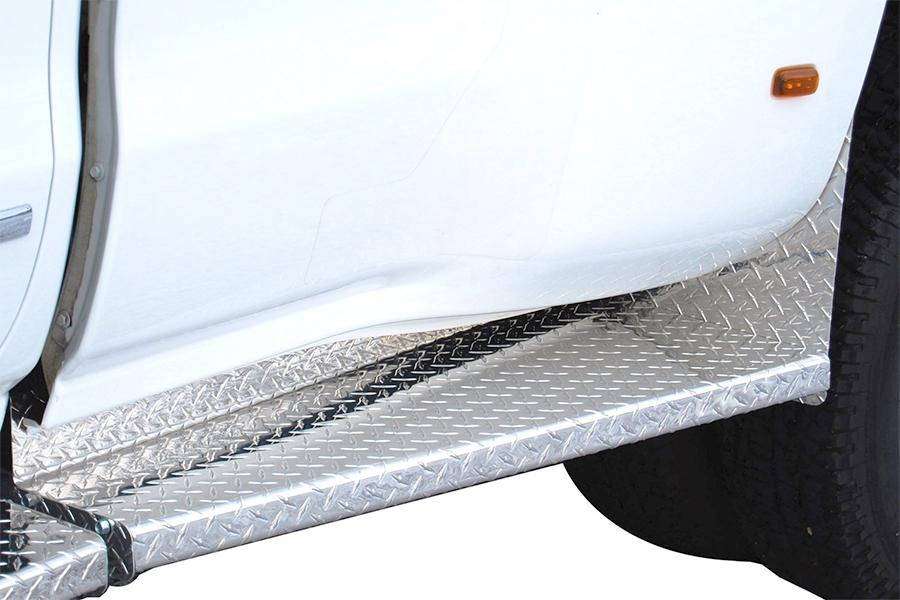 2011 2014 dodge ram 3500 owens classicpro aluminum running boards owens oc9440dx1. Black Bedroom Furniture Sets. Home Design Ideas