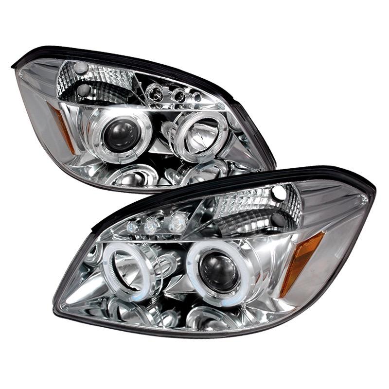 2005 2010 Chevy Cobalt Spec D Headlights Spec D 2lhp