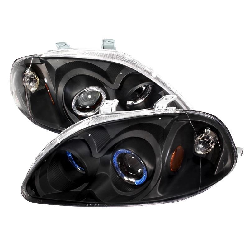 1996 1998 honda civic spec d headlights spec d 2lhp for Garage jm auto audincourt