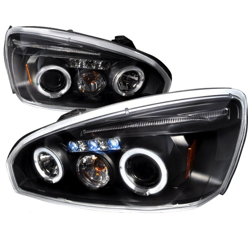 2004 2008 chevy malibu spec d headlights spec d 2lhp for Garage jm auto audincourt