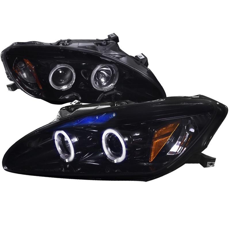 2000-2003 honda s2000 spec-d headlights