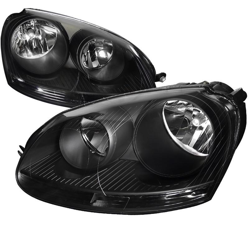 2005 2010 Volkswagen Jetta Spec D Headlights Spec D Lh