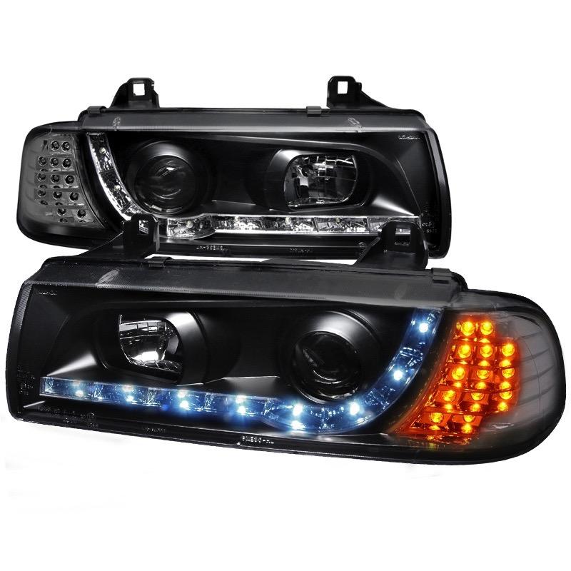 1992 1998 bmw 3 series spec d headlights spec d lhp for Garage jm auto audincourt