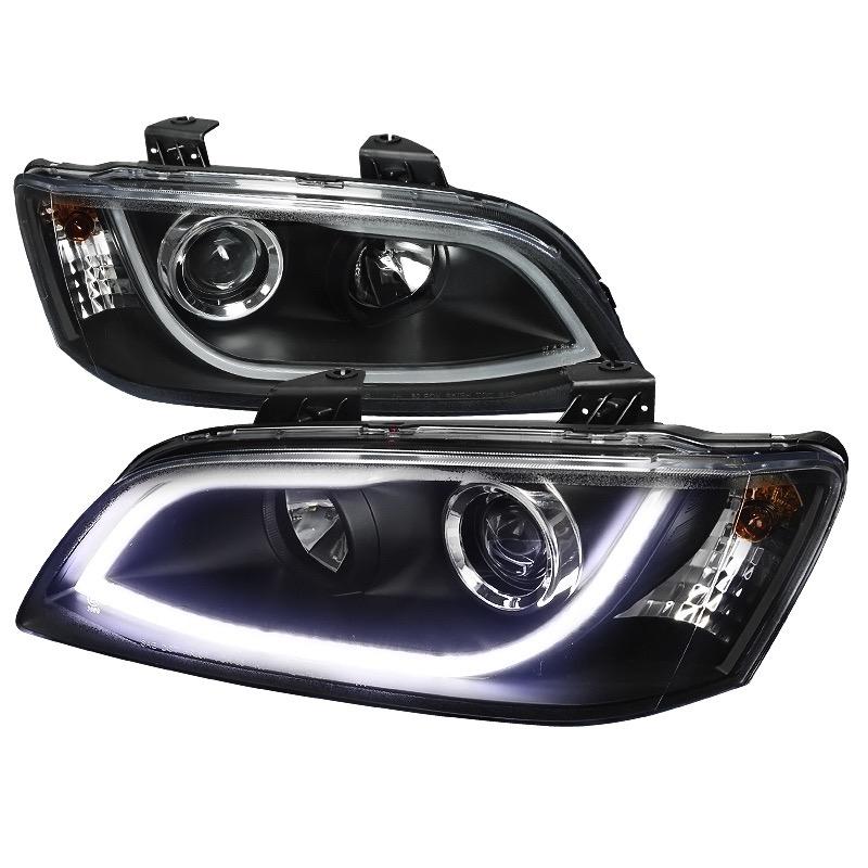 2008 2009 pontiac g8 spec d headlights spec d lhp g808jm tm for Garage jm auto audincourt