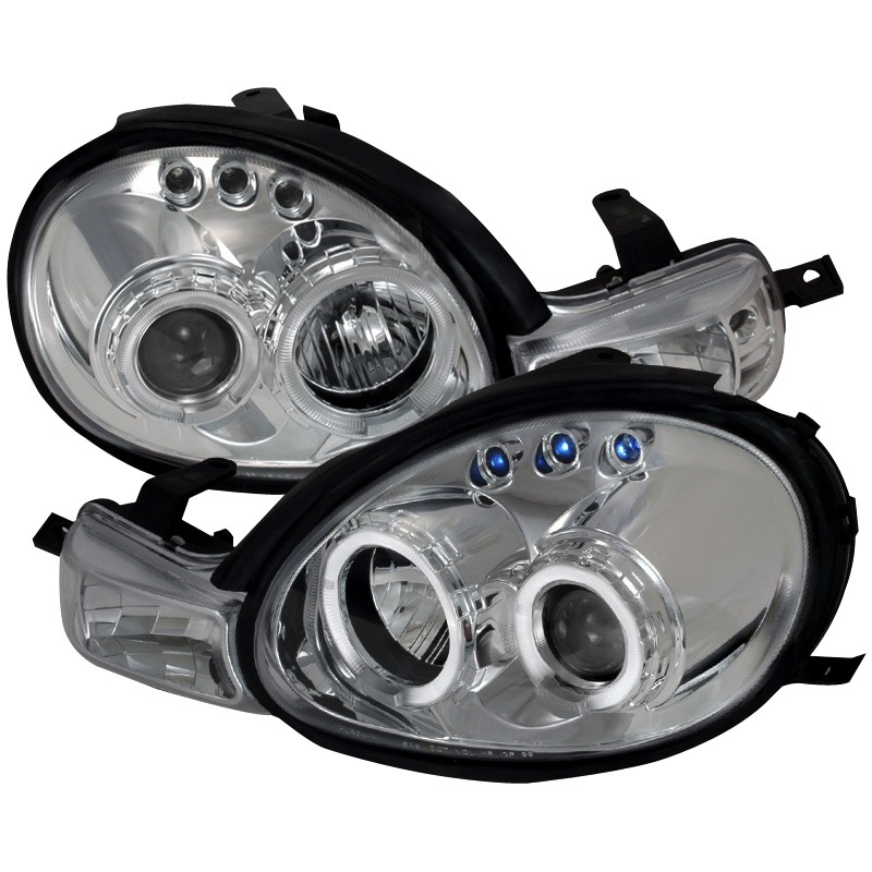 2000-2002 dodge neon spec-d headlights