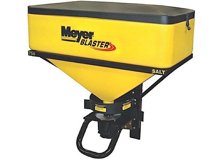 Meyer 33750 blaster tailgate spreader for Meyer salt spreader motor