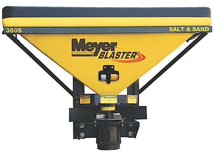 Meyer 37000 blaster tailgate spreader for Meyer salt spreader motor