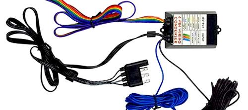 PlasmaGlow FireStorm Scanning LED Tailgate Bar on
