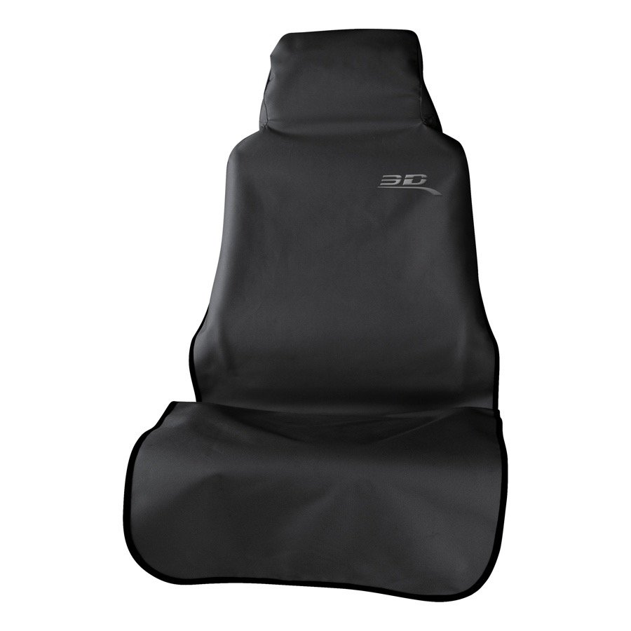 Aries 3142 09 Front Defender Canvas Seat Cover