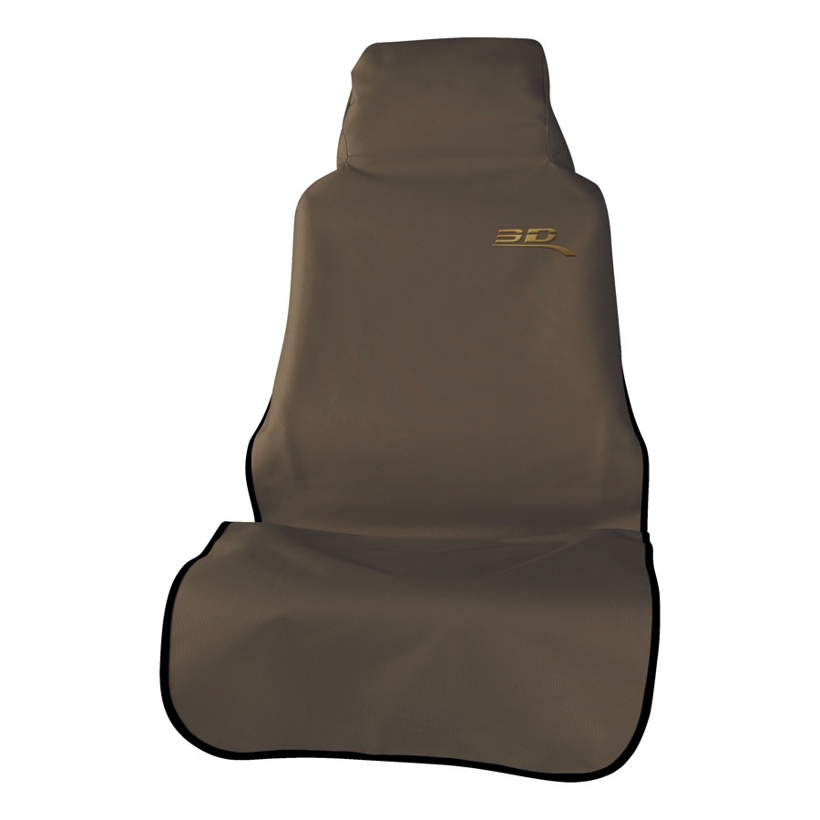 Aries 3142 18 Front Defender Canvas Seat Cover