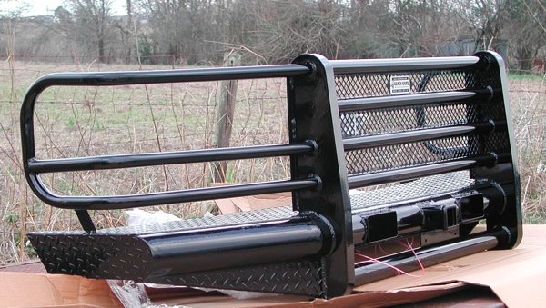 1992-1996 Ford F150 Ranch Hand Legend Front Bumper - Ranch ...