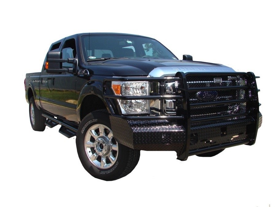 2015 2017 Ford F150 Ranch Hand Summit Front Bumper Ranch
