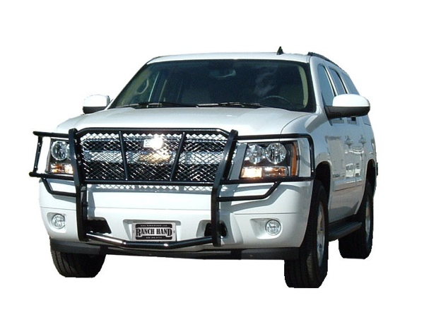 Chevy Brush Guard : Chevy suburban ranch hand legend grille guard