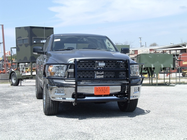 Ranch Hand Ggd09hbl1 Legend Grille Guard For Ram 1500
