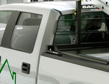2008 2020 Toyota Tundra Backrack Headache Rack Backrack 15004