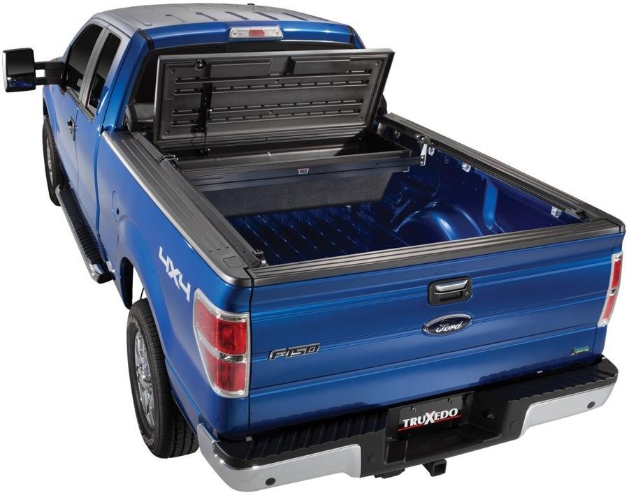 chevy silverado truxedo tonneaumate truck toolbox truxedo