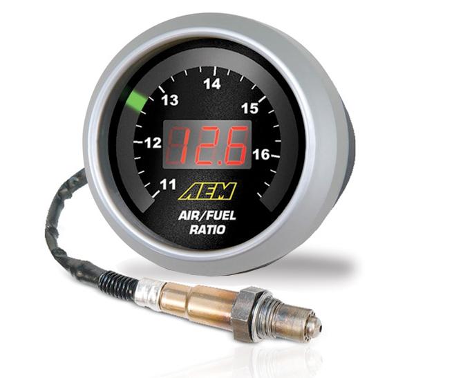 Aem Electronics 30-4100 Wideband Uego Air Fuel Gauge Kit