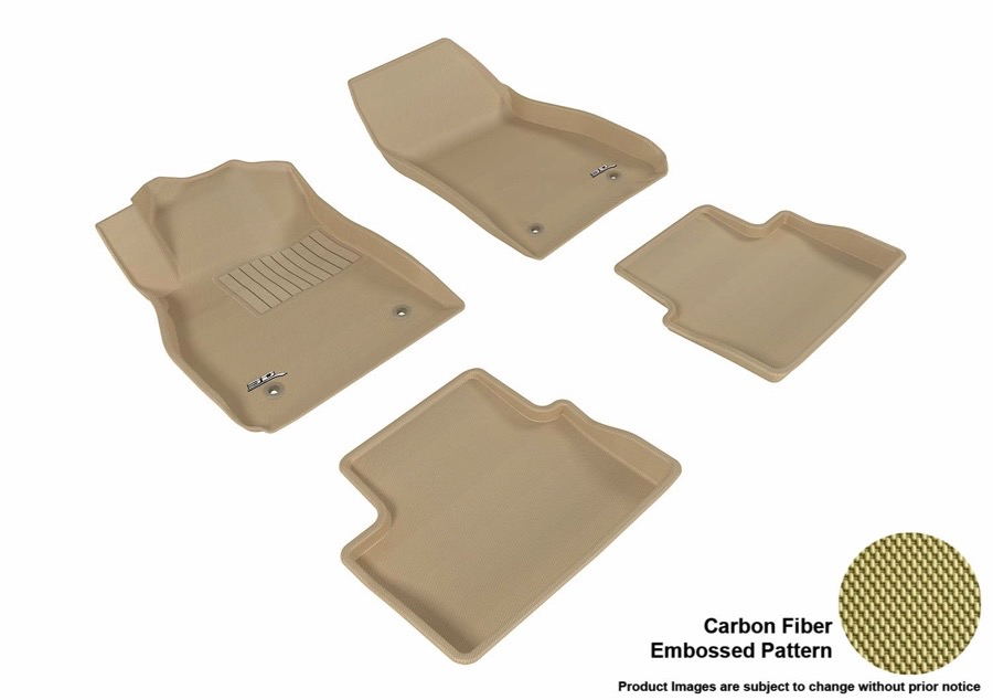 2013 2015 chevy malibu 3d maxpider kagu floor liners 3d. Black Bedroom Furniture Sets. Home Design Ideas